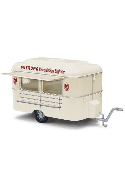 Busch 51759 Дом на колёсах Nagetusch Mitropa 1/87
