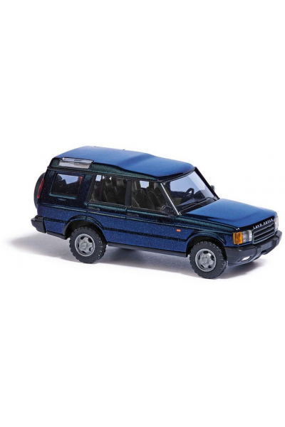 Busch 51930 Автомобиль Land Rover Metallica 1/87