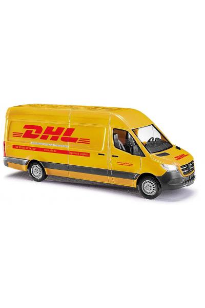 Busch 52605 Автомобиль MB Sprinter DHL 1/87