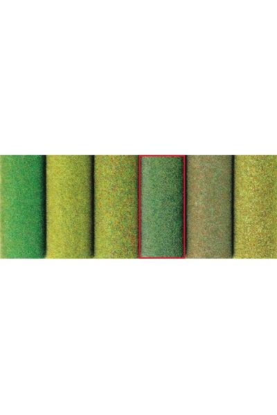 Busch 7223 Коврик трава темно-зеленая 1000X800мм 1/87