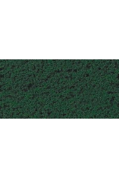Busch 7343 Имитация листвы коврик 150X250мм цвет тёмно зелёный H0/TT/N