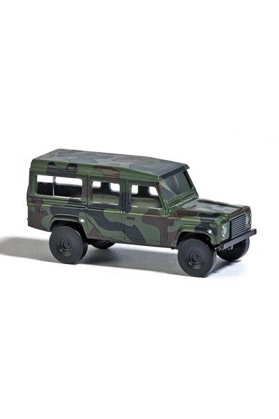 Busch 8377 Автомобиль Land Rover Militar 1/160