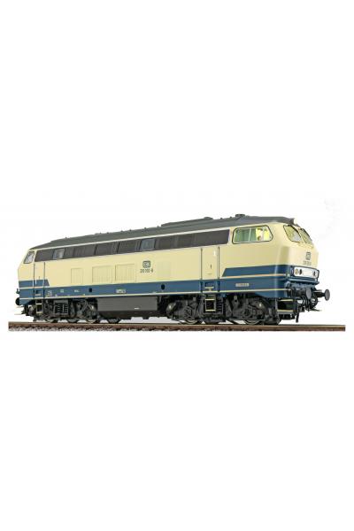 ESU 31001 Тепловоз 216 DB ЗВУК DCC Epoche IV 1/87