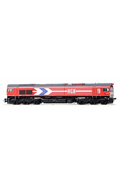 ESU 31052 Тепловоз Class 66 DE 671 HGK Epoche VI 1/87
