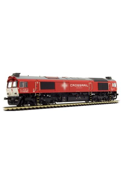ESU 31274 Тепловоз C77 Crossrail DE 6314 PRIVAT Epoche V-VI 1/87
