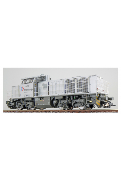 ESU 31301 Тепловоз G1000 DH 708 RheinCargo Epoche VI 1/87