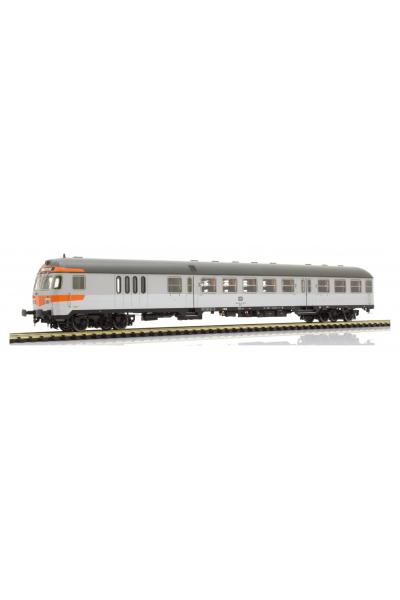 ESU 36504 Вагон пассажирский BDnf735 82-11 504-1 DB Epoche IV 1/87