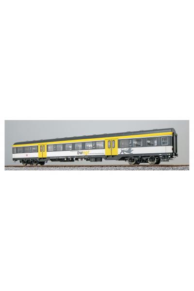 ESU 36511 Вагон пассажирский Bnrz 450.3 22-35 927-9 DB AG Epoche VI 1/87
