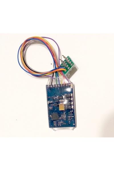 ESU 53611 Декодер DCC LokPilot Standart 8-pin NEM 652