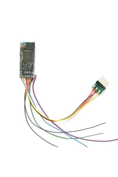 ESU 54800 Декодер звуковой LokSound micro V4.0 DCC 6-pin NEM 651