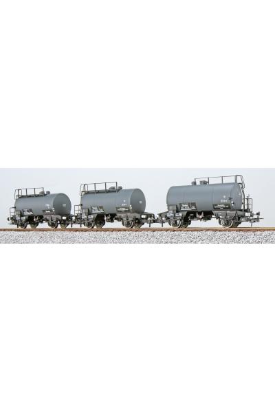 ESU 36205 Набор цистерн Kesselwagen-Set Bauart Deutz Epoche II 1/87