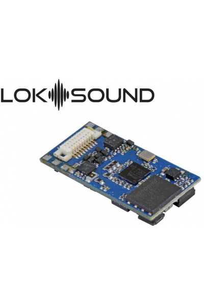 ESU 58818 Декодер звуковой LokSound 5 micro DCC/MM/SX/M4 Next18