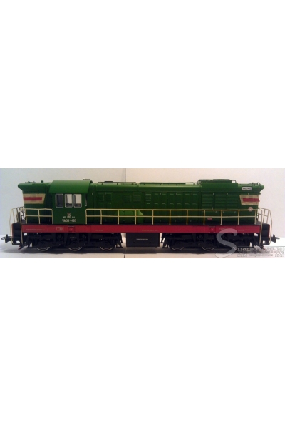 Eurotrain 3001 Тепловоз ЧМЭ3-1465 СЖД эпоха IV 1/87