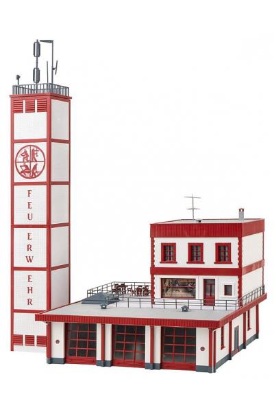 Faller 130159 Пожарное депо 1/87