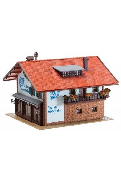 Faller 130330 Дом с аптекой 1/87