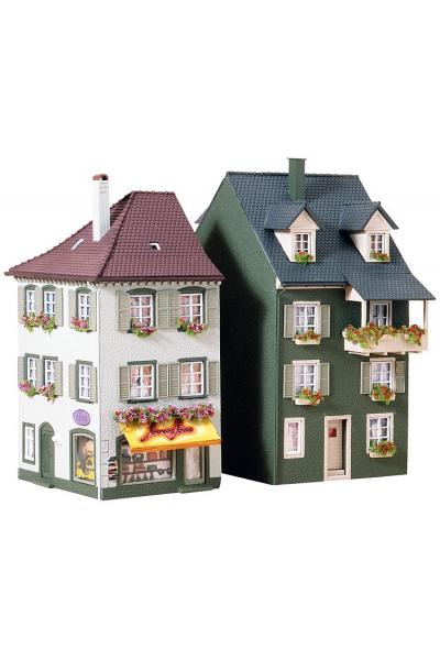 Faller 130414 Два жилых дома 1/87