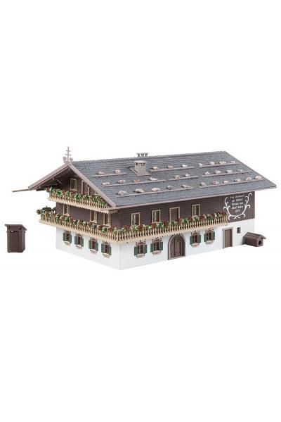 Faller 130553 Большой альпийский двор 1/87