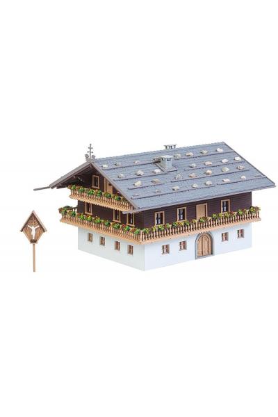 Faller 130554 Альпийский двор 1/87