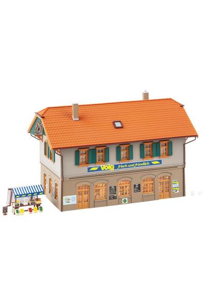 Faller 130595 Жилой дом с магазином 1/87