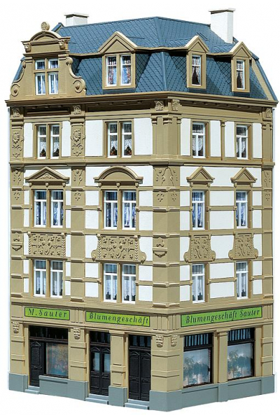 Faller 130916 Угловой дом Goethestrasse 62 1/87