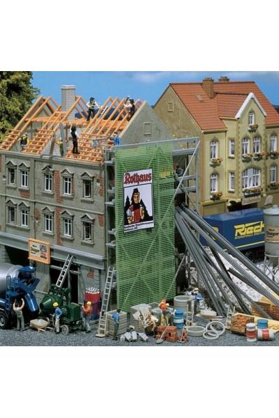 Faller 180549 Инвентарь для строительной площадки 1/87