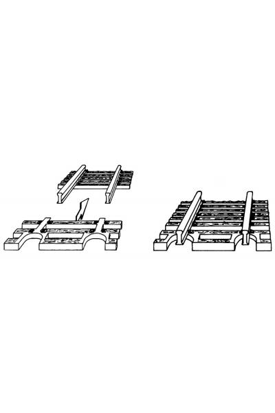 Fleischmann 22215 Шпальная решётка для  флекса