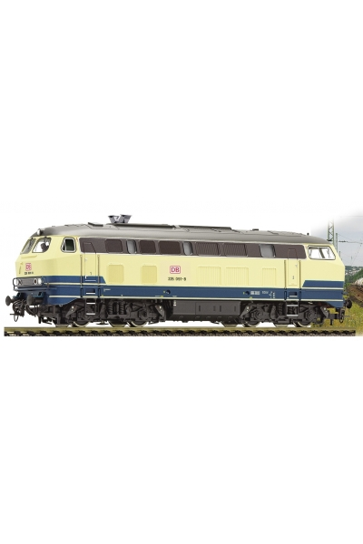 Fleischmann 424074 Тепловоз 225 091-8 DB AG ЗВУК DCC Epoche V 1/87 RO