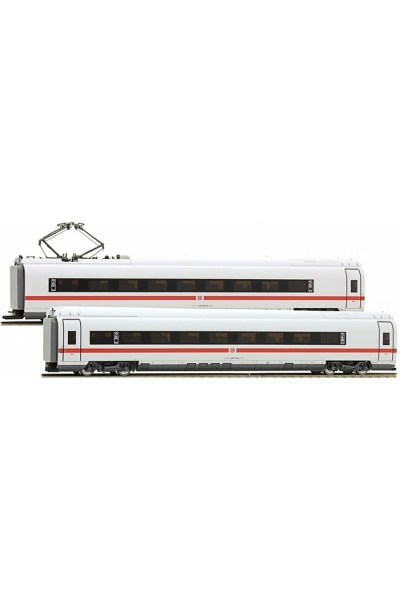 Fleischmann 448201 Набор вагонов 2шт.ICE Velaro 407 DB AG Epoche VI 1/87