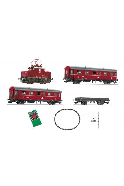 Fleischmann 481702 Стартовый набор Schweizer Privatbahn Epoche III 1/87 RO