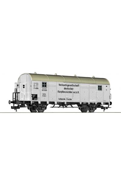 Fleischmann 530902 Вагон G Kühlwagen DRG Epoche II H0