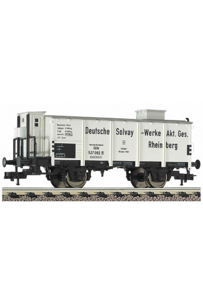 Fleischmann 5449 Вагон Deutsche Solvay-Werke Rheinberg DRG Epoche II H0