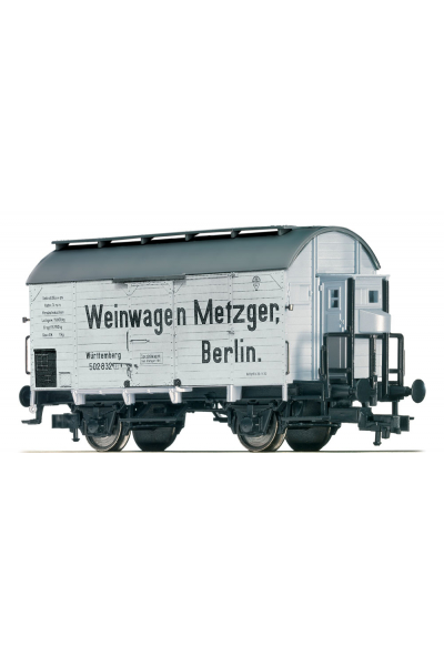 Fleischmann 545507 Вагон для перевозки вина Wurttemberg K.W.St.E. Epoche I 1/87