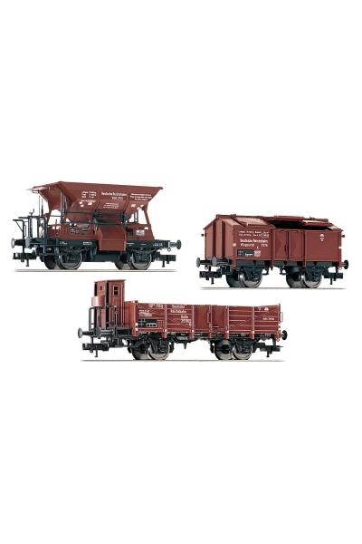 Fleischmann 550504 Набор вагонов Epoche II 1/87 VN