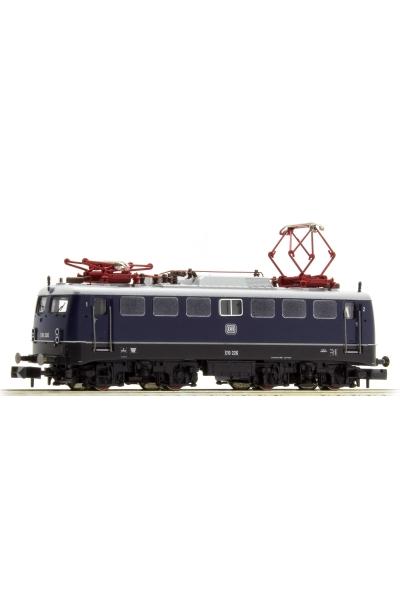 Fleischmann 733601 Электровоз E 10 226 DB Epoche III 1/160 RO