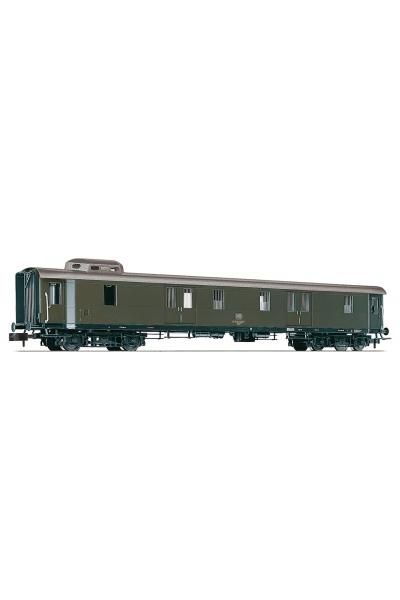 Fleischmann 863003 Пассажирский багажный Due941 DB Epoche IV 1/160 RO