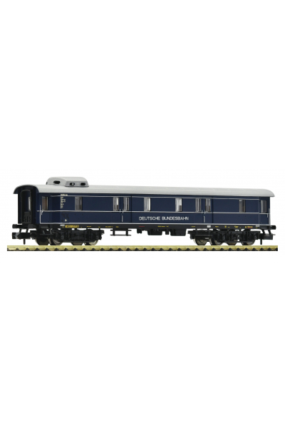 Fleischmann 863004 Вагон багажный Pw4u-37 DB Epoche III 1/160