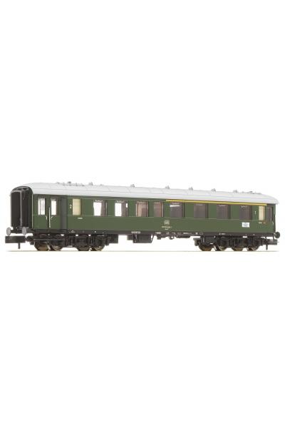 Fleischmann 867606 Пассажирский вагон AB4yswe-37/55 DB Epoche IV 1/160 RO