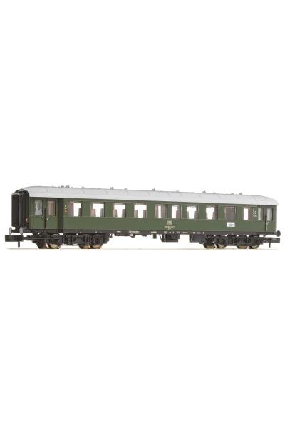 Fleischmann 867904 Пассажирский вагон B4ywe-36/50 DB Epoche IV 1/160 RO