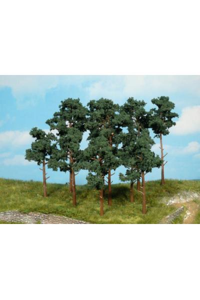 Heki 1151 Набор деревьев 4шт 10см