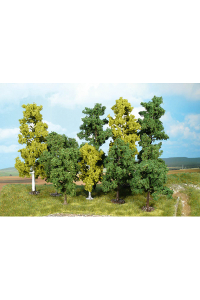 Heki 1380 Набор деревьев 40шт 10-18см