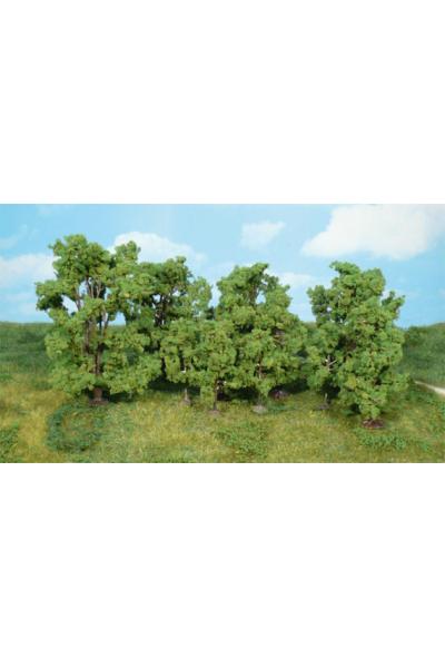 Heki 1415 Набор деревьев 12шт 6-13см