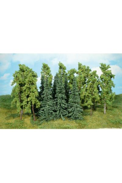 Heki 1416 Набор деревьев 15шт 12-16см