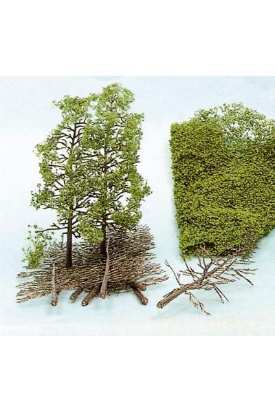 Heki 1533 Набор для изготовления деревьев 10шт 18см