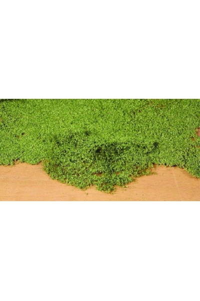 Heki 1676 Листва коврик 28Х14см зелёный