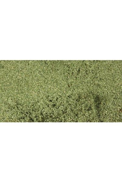 Heki 1677 Листва коврик 28Х14см тёмно зелёный