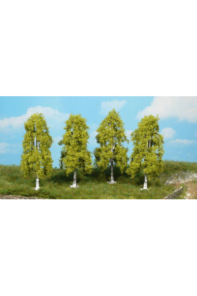 Heki 1722 Набор деревьев 9шт 4см