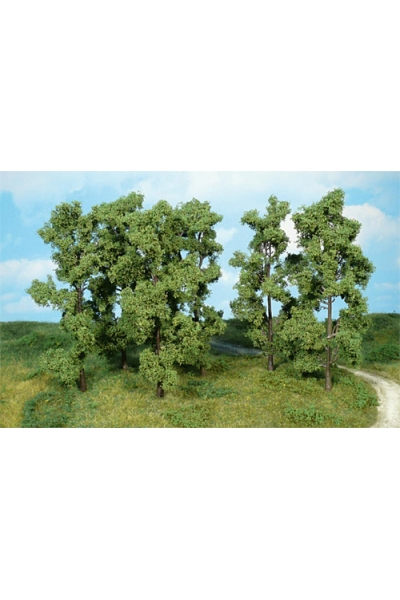 Heki 1760 Набор из 6 деревьев 18см
