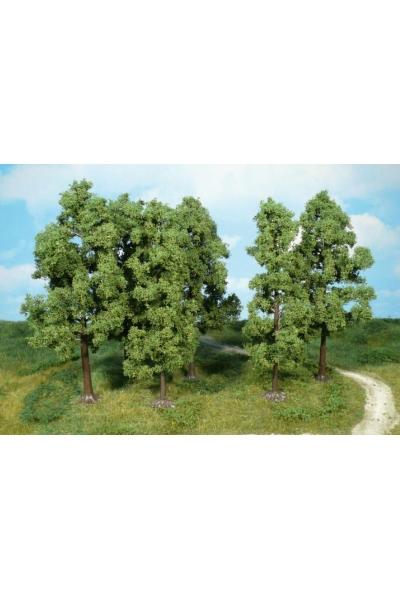 Heki 1761 Набор из 6 деревьев 18см