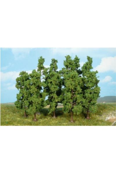 Heki 1925 Набор из 10 деревьев 11-14см
