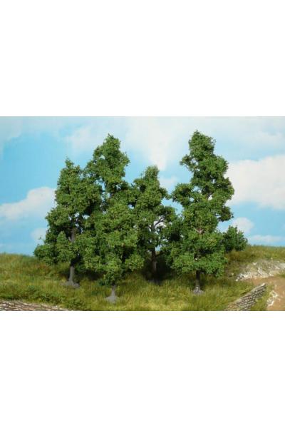 Heki 1931 Набор деревьев 4шт 9-11см